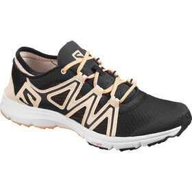 Salomon Crossamphibian Swift 2 Zapatillas Mujer, black/bellini/cantaloupe